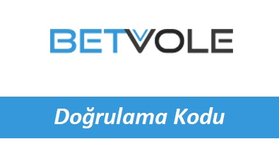 Betvole Doğrulama Kodu