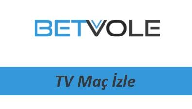 Betvole TV Maç İzle