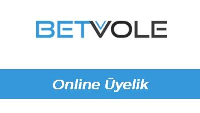 Betvole Online Üyelik