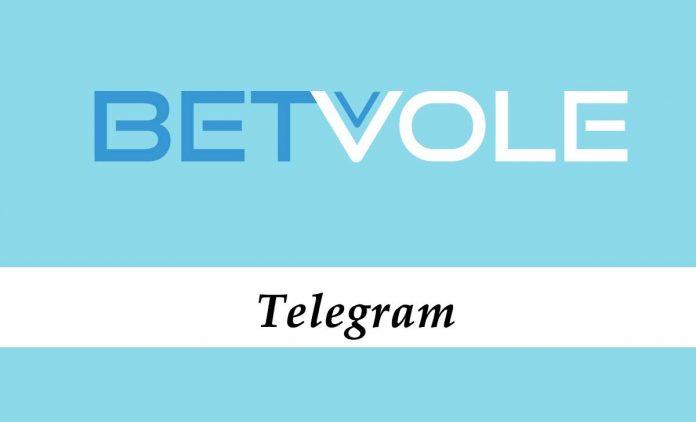 Betvole Telegram